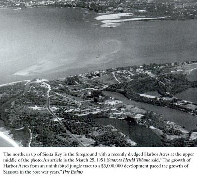Harbor Acres Dredge