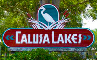 Calusa Lakes real estate