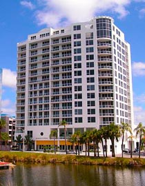 Marina Tower of Sarasota