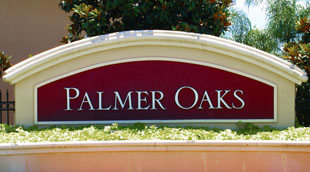 Palmer Oaks real estate
